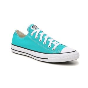 Converse All Stars Chuck Taylor Turquoise Sneakers